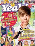 Ariana Grande, Ashley Tisdale, Bella Thorne, Cody Simpson, Emma Watson, Justin Bieber, Miley Cyrus, Selena Gomez, Taylor Lautner on the cover of Yeah (Germany) - January 2012