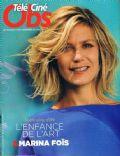 Télé Ciné Obs Magazine [France] (21 July 2011)