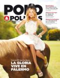 Jimena Buttigliengo on the cover of Polo Y Polistas (Argentina) - November 2012
