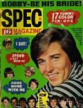 Bobby Sherman on the cover of 16 (United States) - June 1970