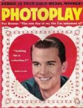 Dick Clark on the cover of Photoplay (United States) - March 1959