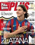 Zlatan Ibrahimovic on the cover of Pi Ka No Na Plus (Poland) - September 2009