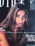 Laura Novoa on the cover of Viva (Argentina) - November 1996