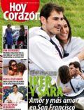 Hoy Corazon Magazine [Spain] (24 July 2010)