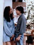 Geena Davis and Stephen Rea