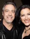 Saundra Santiago and Roger Squitero