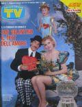 Sorrisi e Canzoni TV Magazine [Italy] (12 February 1989)