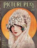 Henry Clive, Henry Clive, Lila Lee on the cover of Picture Play (United States) - February 1923
