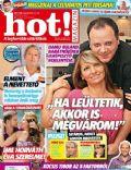 HOT! Magazine [Hungary] (22 September 2011)
