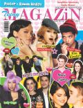 Bruno Mars, Madonna, Rihanna on the cover of Teeny (Turkey) - February 2013