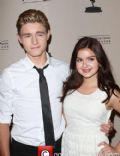 Ariel Winter and Callan McAuliffe