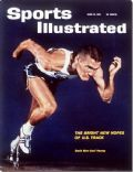 Earl Young on the cover of Sports Illustrated (United States) - June 1961