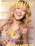 Kate Hudson on the cover of Madame Figaro (Turkey) - July 2008
