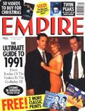 Bruce Willis on the cover of Empire (United Kingdom) - January 1991