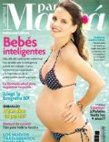 Sabrina Garciarena on the cover of Para Ti Mama (Argentina) - December 2013
