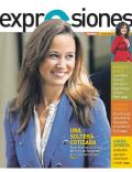 Expresiones Magazine [Ecuador] (13 May 2011)