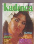 Nükhet Duru on the cover of Kadinca (Turkey) - September 1981