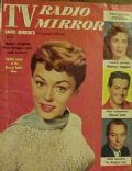 Peggy King on the cover of TV Radio Mirror (United States) - July 1955