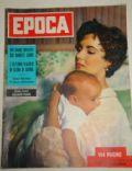 Epoca Magazine [Italy] (6 December 1953)