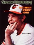 Earl Weaver on the cover of Sports Illustrated (United States) - June 1979