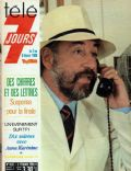 Télé 7 Jours Magazine [France] (2 February 1980)