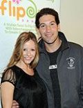Jon Bernthal and Erin Marshall