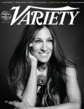 Sarah Jessica Parker on the cover of Variety (United States) - April 2014
