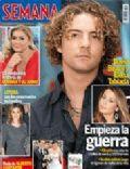 Semana Magazine [Spain] (10 November 2011)