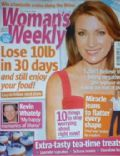 Jane Seymour on the cover of Womans Weekly (United Kingdom) - August 2008