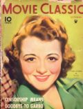 Janet Gaynor on the cover of Movie Classic (United States) - October 1934