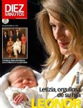 Diez Minutos Magazine [Spain] (18 November 2005)
