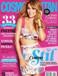 Lauren Conrad on the cover of Cosmopolitan (Slovenia) - May 2014