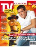 TV Mini Magazine [Czech Republic] (3 December 2011)
