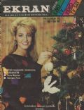 Ekran Magazine [Poland] (22 December 1989)