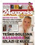 24 Sata Express Magazine [Croatia] (19 November 2010)