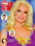 Joanna Liszowska on the cover of Program TV (United States) - September 2009