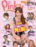 Florencia Bertotti on the cover of Pinky (Italy) - November 2010