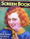 Janet Gaynor on the cover of Screen Book (United States) - July 1932