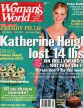 Katherine Heigl on the cover of Womans World (United States) - June 2006