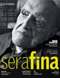 Oscar Niemeyer on the cover of Serafina (Brazil) - April 2011