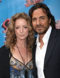 Thorsten Kaye and Susan Haskell