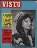 Visto Magazine [Italy] (26 December 1959)