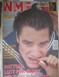 Mike Patton on the cover of New Musical Express (United Kingdom) - January 1993
