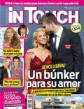 Gerard Pique, Shakira on the cover of In Touch (Spain) - April 2012