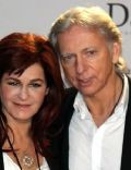 Andrea Berg and Ulrich Ferber