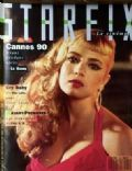 Traci Lords on the cover of Starfix (France) - May 1990
