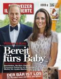Schweizer Illustrierte Magazine [Switzerland] (16 April 2012)