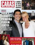 Chico Buarque de Hollanda, Duda Nagle, Junno Andrade, Lizandra Souto, Xuxa Meneghel on the cover of Caras (Brazil) - August 2013