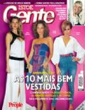 Isto É Gente Magazine [Brazil] (2 January 2008)