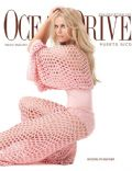 Brooklyn Decker on the cover of Ocean Drive (Puerto Rico) - February 2011